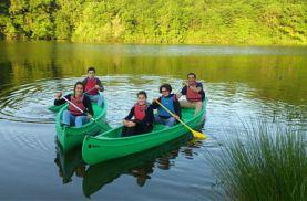 Cano�-kayak