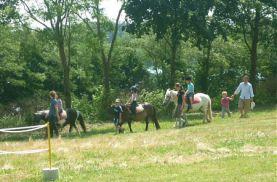 Activit�s � poney