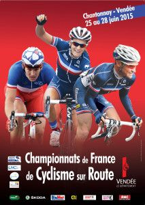 Affiche Championnats de France
