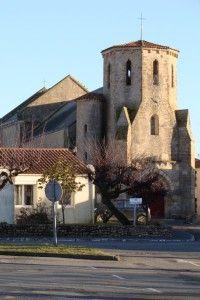 Eglise St Germain de prinçay