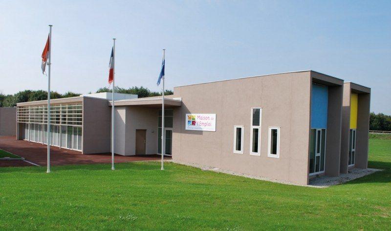 Maison de l emploi for Maison de l emploi noirmoutier