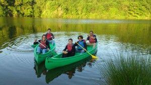 Canoë-kayak Chantonnay