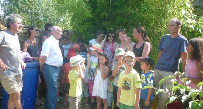 Tous au jardin enfance jeunesse environnement for Tous au jardin