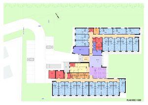 Plan Maison de Vie