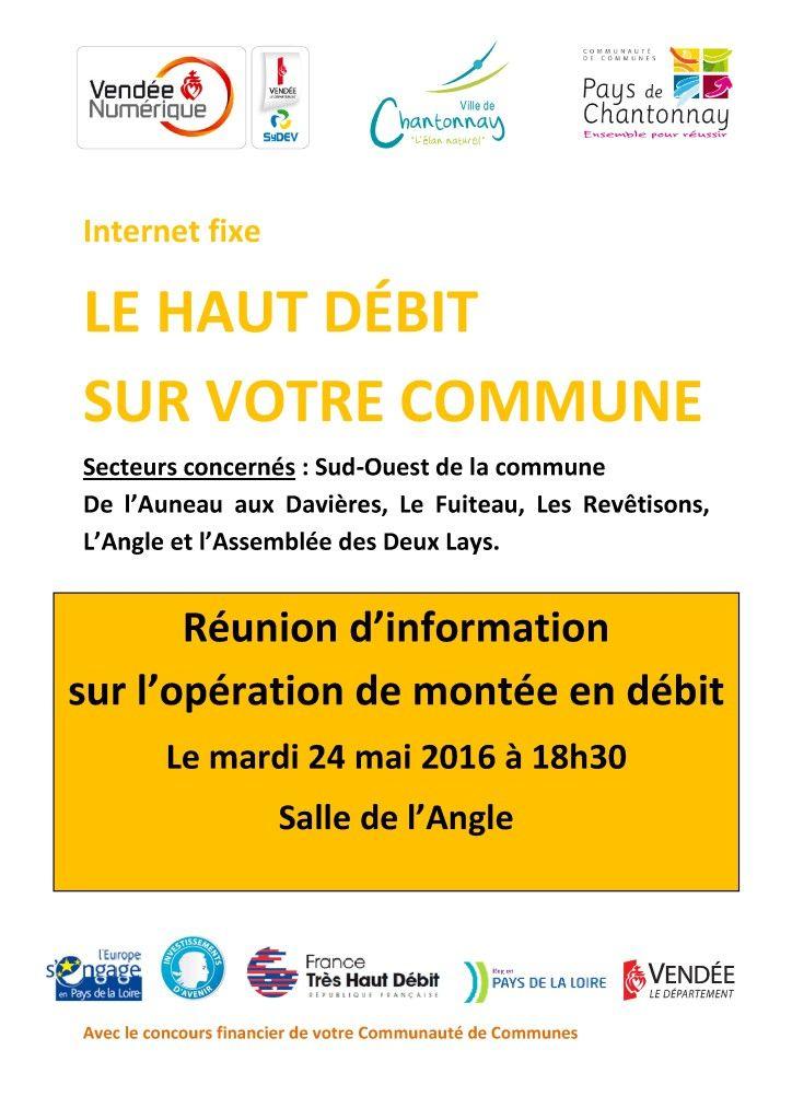 Affiche réunion publique MED Chantonnay 24 05 2016