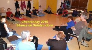 Chantonnay Shiatsu do-in
