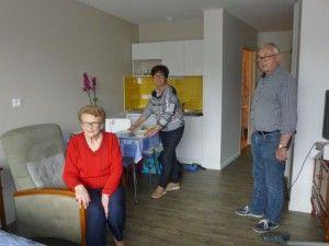 Ouverture de la Maison de Vie - résidents (2)