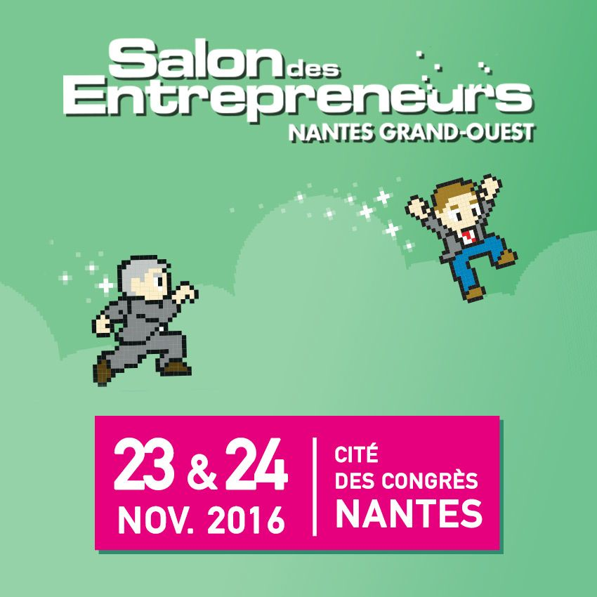 Le salon des entrepreneurs conomie intercommunalit - Salon entrepreneurs nantes ...