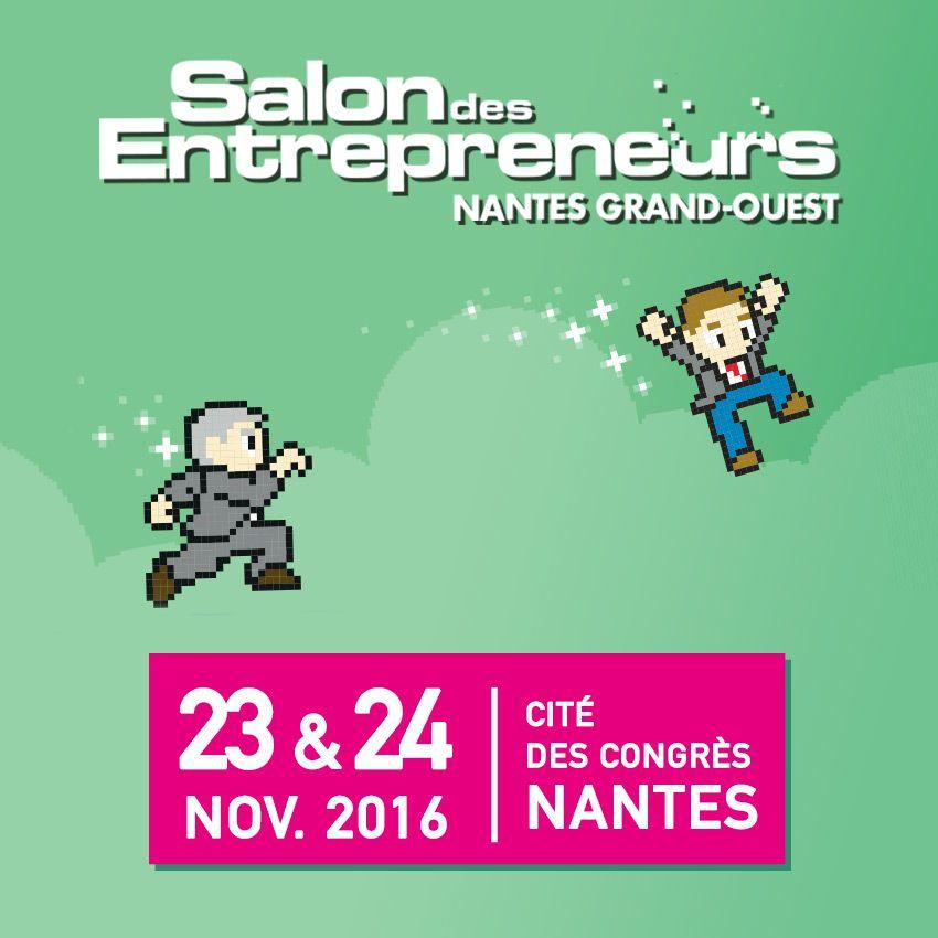 Le salon des entrepreneurs conomie intercommunalit - Salon entrepreneurs nantes ...