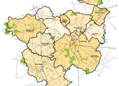 Carte Pays de Chantonnay