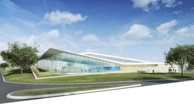 Projet Du Futur Centre Aquatique Intercommunal