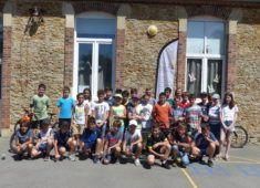 Enfants présents à la finale communautaire