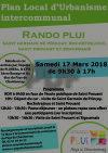 Affiche rando PLUi – 17 mars 2018