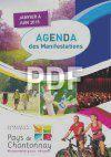 Agenda des Manifestations - janvier à juin 2015