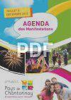 Agenda des Manifestations – Juillet à décembre 2012