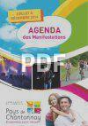 Agenda des manifestations - juillet à décembre 2014