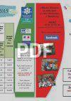 Espace jeunesse – Programme d'activités noel 2015