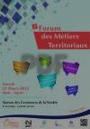 Flyer Forum des Métiers Territoriaux